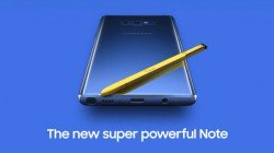 Samsung Galaxy Note9 launch: Watch the livestream from here