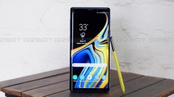 Samsung Galaxy Note9 with 512 GB internal storage is the most popular model