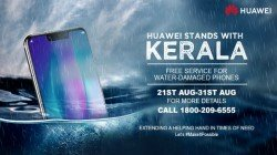 Service your water damanged Honor/Huawei devices for free of cost in Kerala: Complete details
