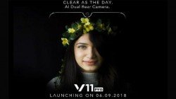 Vivo V11 Pro with the high-end Dual-Pixel Camera will be a Delight to Shutterbugs