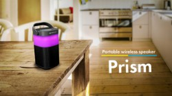 Zebronics Prism wireless speaker launched for Rs. 2,499