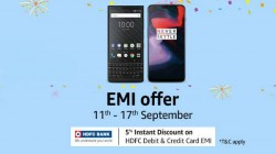 Amazon Ganesh Chaturthi no cost EMI and discount offers on smartphones