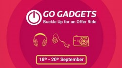 Flipkart Go Gadgets sale: Offers on laptops, cameras, mobile covers, tablets and more