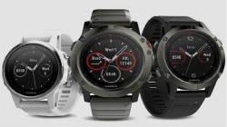 Garmin launches Fenix 5X multi-sport smart watch in India