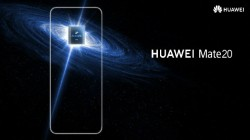 Huawei Mate 20 leaked image hints at curved bezel-less display