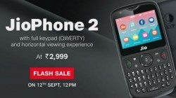 Jio Phone 2 up for grabs via flash sale today at 12pm: Price and specs
