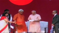 PM Modi Launches Post Payments Bank