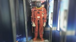 ISRO showcases the space suits for its first manned mission