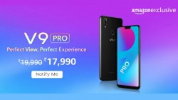 Vivo V9 Pro launched in India with SD 660, 6GB RAM and more for Rs 17990