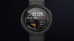 Huami launches Amazefit Verge smartwatch, Health Band 1S, and Huangshan No.1 SoC