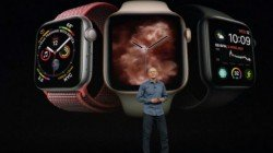 Apple Watch Series 4 officially launched for Rs 29,000 with ECG support