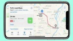 Google rolls out a new update for Google Maps on iOS