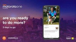 Motorola One Power sold out within seconds :Next sale on October 11