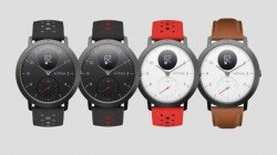 Withings unveils 'Steel HR Sport' hybrid smartwatch