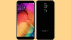 Coolpad Note 8 with Face Unlock and 4000mAh battery launched for Rs. 9,999