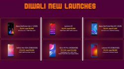 Flipkart Diwali special discounts on newly launched smartphones