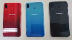 Samsung Galaxy A6s spotted on TEENA