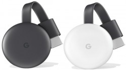 Google Chromecast 3 officially launched for Rs 2,600