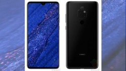Huawei Mate 20 specifications leaked: Kirin 980 SoC with 6.43-inch water drop notch display