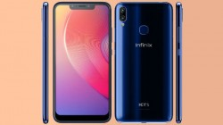 Infinix Hot S3X with dual cameras and notch display launched for Rs. 9,999