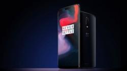 OnePlus 6T official teaser reveals bezel-less design with an in-screen fingerprint sensor