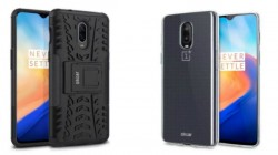 OnePlus 6T Olixar cases listed online: Water-drop notch with dual cameras confirmed