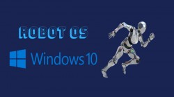 Microsoft introduces Robot OS for Windows 10