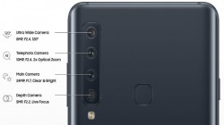 Samsung Galaxy A9 Star Pro with four cameras leaked online