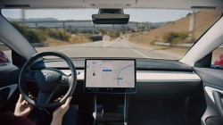 Tesla finally rolls out