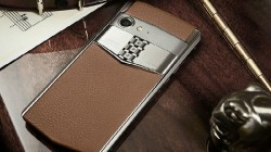 Vertu Aster P with real leather announced; price starts from Rs. 3 lakh