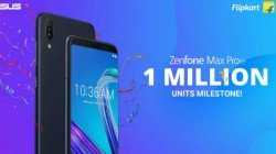 Asus sold 1 Million units of ZenFone Max Pro M1 in India within 6 months