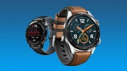 Huawei launches Watch GT and Band 3 Pro alongside the flagship