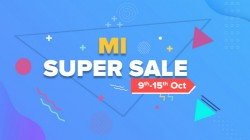 Xiaomi sells 2.5 million smartphones, TVs and accessories in 2.5 days of festive sale