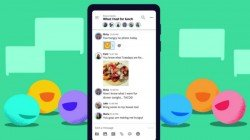 Yahoo Together group chat app launched but you can't use it now