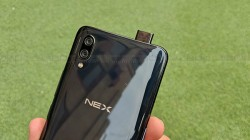 Alleged Vivo NEX 2 image leaks: Triple rear cameras and gradient finish likely