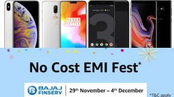 Amazon EMI Fest (Now 30th to Dec 5th): Get enticing offers on new smartphones