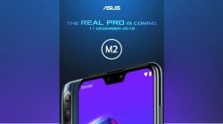 Asus Zenfone Max Pro M2 official teaser shows triple rear cameras and display notch