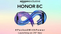 Honor 8C India launch pegged for November 29, will be exclusive to Amazon