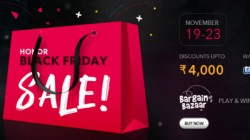 Honor Black Friday Sale: Discounts and offers on Honor 8X, Honor 7A, Honor 7C, Honor 10 and more