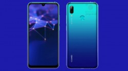 Huawei P Smart (2019) design and specifications leaked: Comes with a water-drop notch