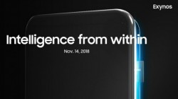 Samsung to announce the Exynos 9820 SoC on the 14th of November with 5G support