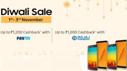 Samsung Diwali offers: Avail cashback and special discounts on smartphones