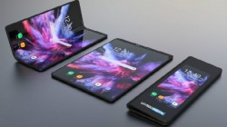 Samsung Galaxy F 3D renders show foldable design; H1 2019 launch likely
