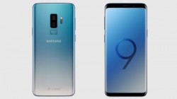 Samsung unveils Galaxy S9 Ice Blue color variant in China