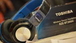 Toshiba RZE-BT700E, RZE-BT200H first impressions: Decent sounding products