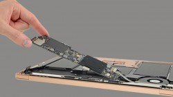 Apple MacBook Air's iFixit teardown reveals interesting details