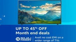 Month End Top offers in TVs on Amazon: Sony, Samsung, Mi, LG and more