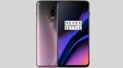 OnePlus 6T Thunder Purple color variant tipped again, launch imminent