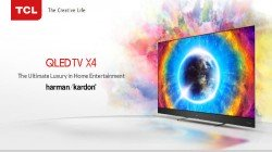 TCL launches 65-inch QLED Android TV with Harmon Kardon speakers for Rs 1,09,990 in India