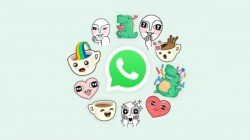WhatsApp Stickers search feature likely in the pipeline